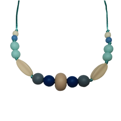 Collar de lactancia TERNURA BLUE
