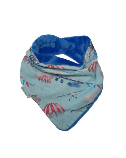 bandanita cuello alokoala paracaídas