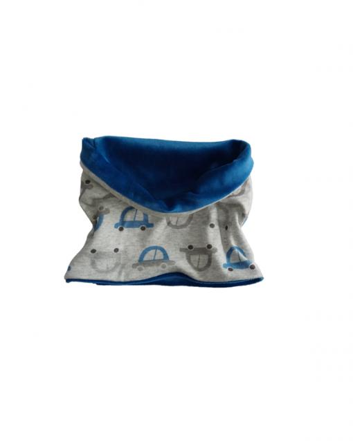 braguita cuello alokoala cochecitos azul