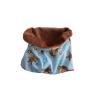 braguita cuello alokoala monitos marrón