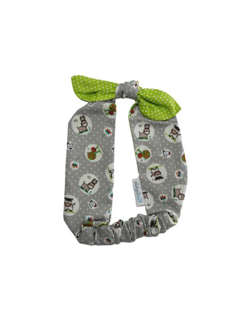 diadema ajustable alokoala burritos verde