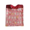babero alokoala hora del baño osos rosas