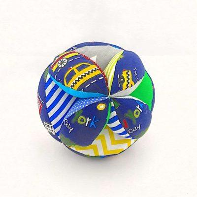 PUZZLE BALL – PELOTA MONTESSORI DESMONTABLE – NEW YORK
