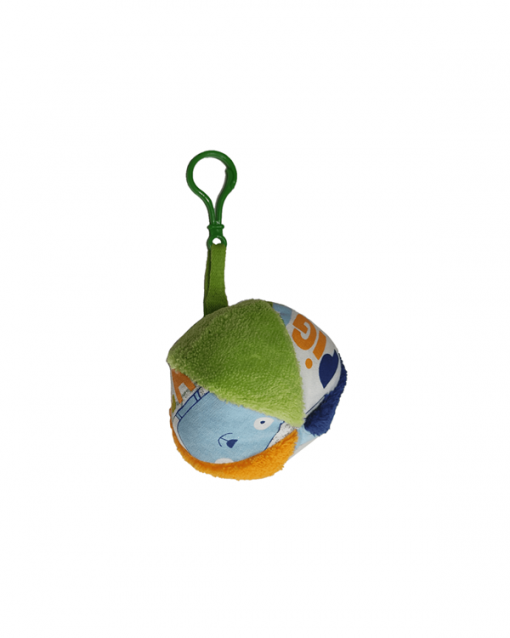 bolita sonajero alokoala granja verde 01