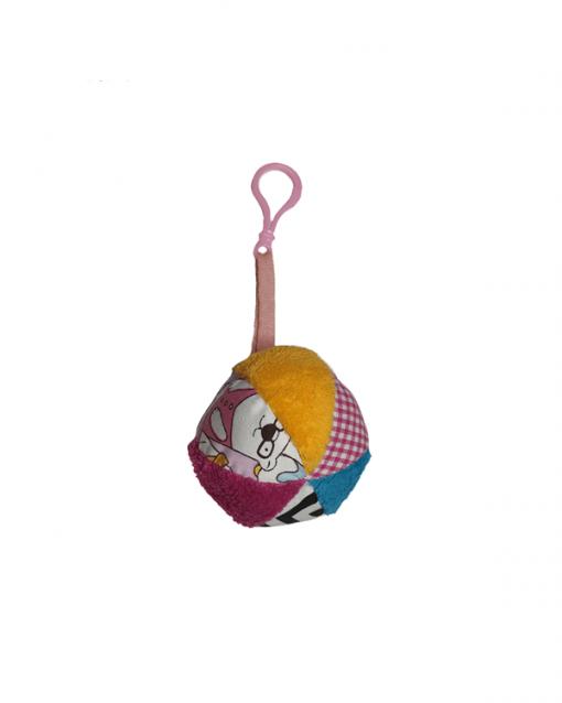 bolita sonajero alokoala osos rosa