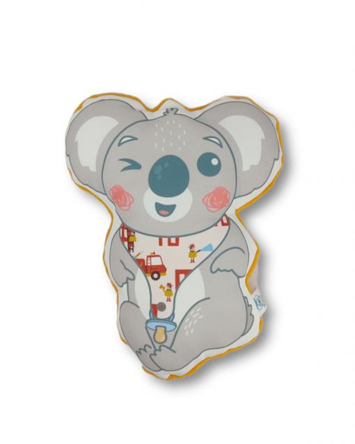 cojín alokoala koala con babochupe