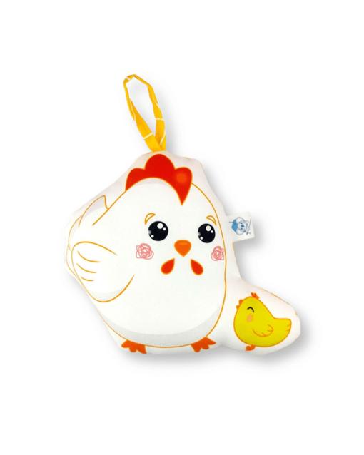 peluche alokoala gallina