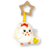 peluche sonajero mordedor alokoala gallina
